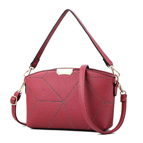 TOYIS à handbag femme taille rose pour clair unique main Sac Rose rArnwpWHq