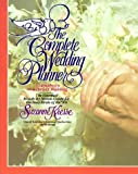 img - for The Complete Wedding Planner by Suzanne Kresse (1991-11-01) book / textbook / text book