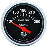 Auto meter 3347 Sport-Compact Oil Temperature Gauge