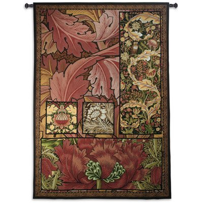 Medley Wall Hanging (Morris Medley Tapestry)