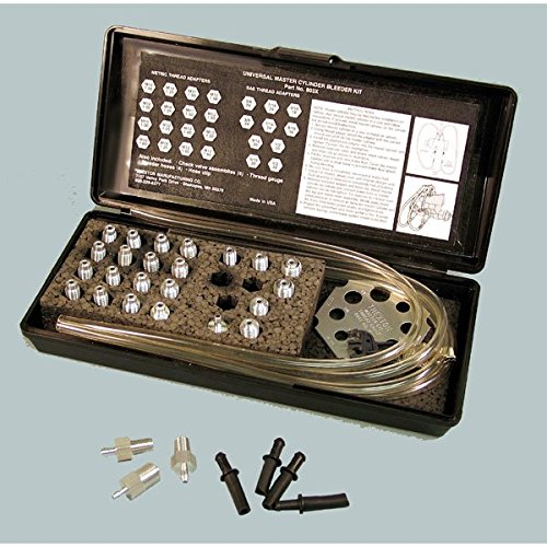 Universal Master Cylinder Bleeder Kit by Thexton