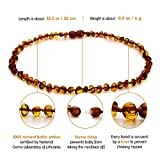 Best Amber Teething Necklaces - Natural Baltic Amber Teething Necklace For Babies Review