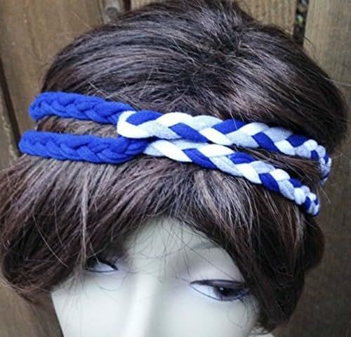 Amazon.com: Dallas Cowboys Headband Bohemian Braided