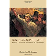 Buying Social Justice: Equality, Government Procurement, and Legal Change