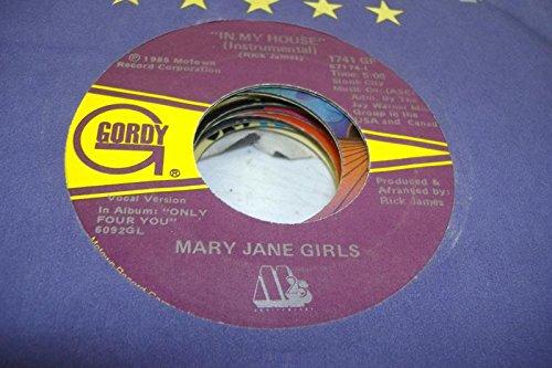 Mary Jane Girls - Mary Jane Girls 45 Rpm In My House - Zortam Music