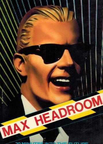 Max Headroom: 20min F