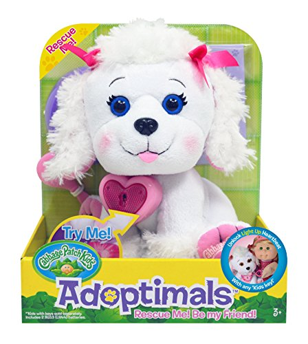 Cabbage Patch Kids Adoptimals Poodle