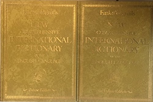 Funk & Wagnalls New Comprehensive International Dictionary of the English Language