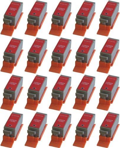 20-Pk Compatible CANON BCI-15 Black Printer Ink Cartridges for i70, i80, Pixma iP90, Pixma iP90V