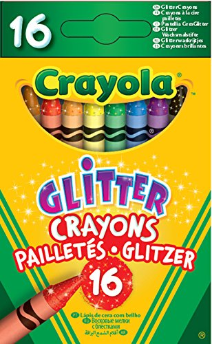 Sparkle Crayons - 7