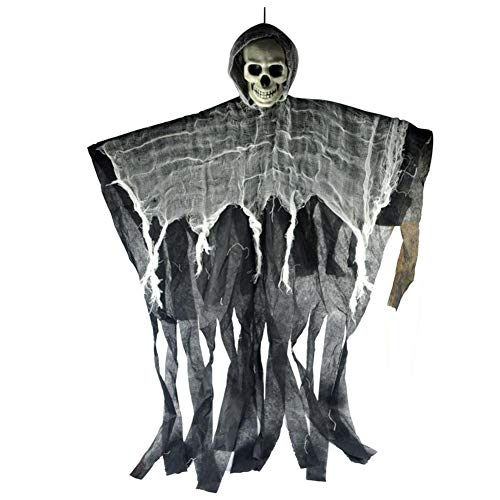 Party Diy Decorations - Halloween Hanging Ghost Haunted House Grim Reaper Horror Props Bar Club Decor Party Decoration - Party Decorations ()