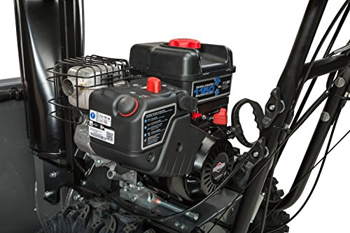 Briggs & Stratton 1227MDS Dual Stage Snowthrower Snow Thrower, 250cc by Briggs & Stratton (Image #4)