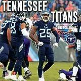Tennessee Titans 2020 Calendar