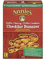Annie's Homegrown Cheddar Bunnies Crackers