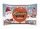 Reese's Peanut Butter Santas