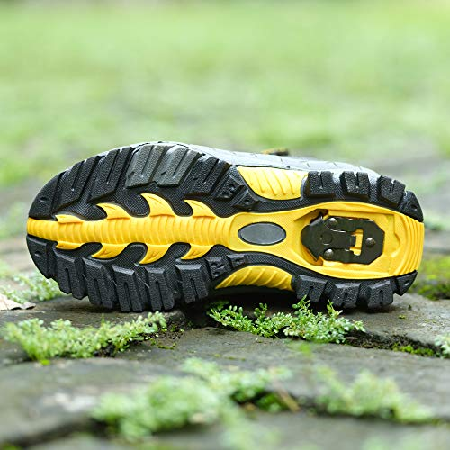 Pictures of Kid Hiking Boots Waterproof Thick Warm Snow 6
