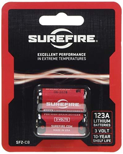 SureFire SF2-CB 123A Lithium 3V Batteries (2-Pack)