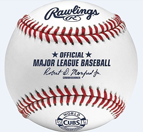 (2017 CHICAGO CUBS OPENING DAY BASEBALL 2016 WORLD SERIES CHAMPIONS COMMEMORATIVE - CUBED)