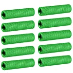 10 Pieces HobbyPark Aluminum M3x20mm Standoff Spacer Female-Female Round Column for RC Quadcopter Parts DIY Green