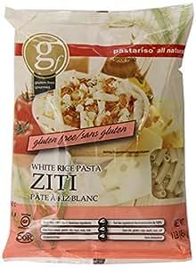 Pastariso All Natural White Ziti, 1-Pound (Pack of 6)