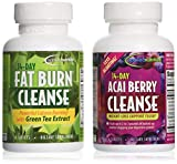 Best Acai Berries - Applied Nutrition 14-Day Acai Berry Cleanse + 14-Day Review