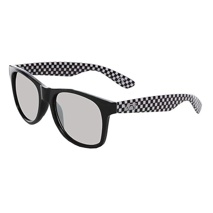 Vans Spicoli 4 Shades Gafas de sol, Negro (Black/Checker), 50.0 para Hombre