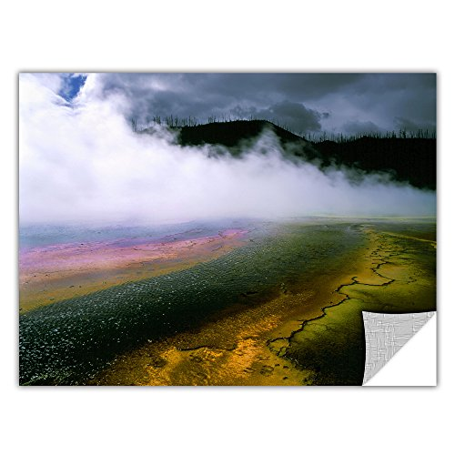 picture of ArtWall Dean Uhlinger 'Approaching Storm' Removable Graphic Wall Art, 14 by 18-Inch