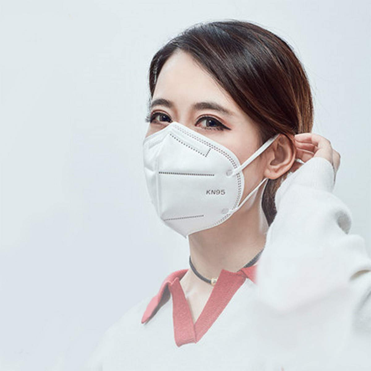 WSX KN95 Anti-Pollution Face Mask - PACK OF 2: Amazon.in: Industrial &  Scientific