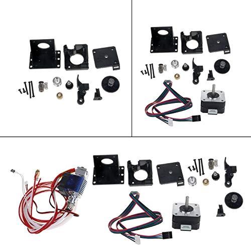 (GOLDEN2STAR - Titan Extruder 3D Printer Parts For E3D V6 end J-head Bowden Mounting Bracket 1.75mm Filament 3:1 transmission ratio )