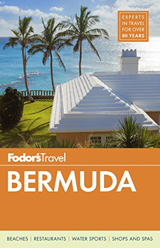 Fodor's Bermuda (Full-color Travel Guide)