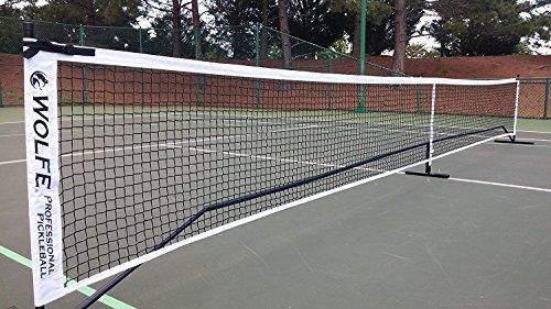 Wolfe Pickleball Net
