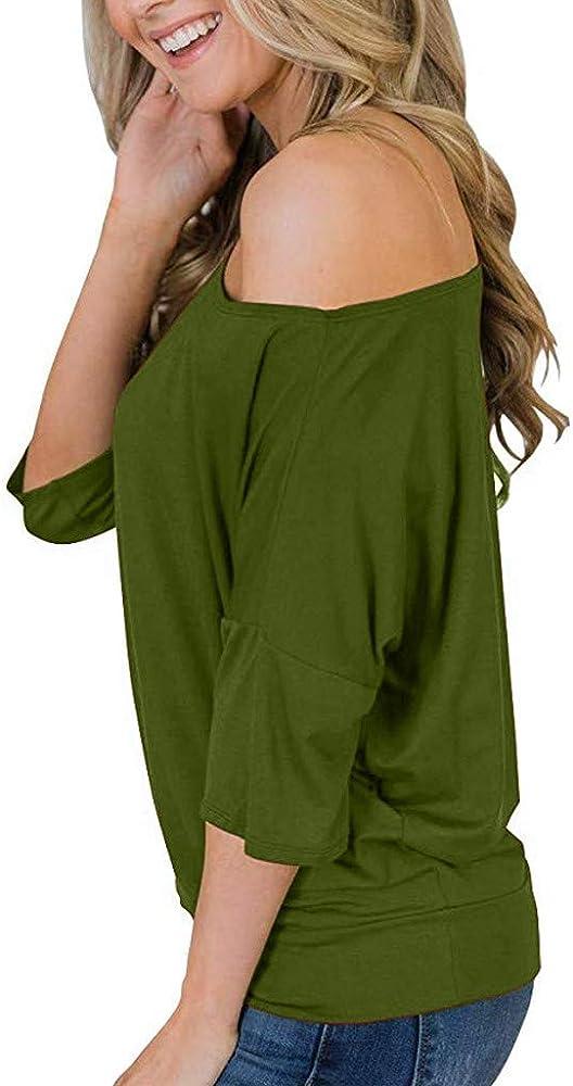 Severkill Womens Floral Flower Print Tops Long Sleeve V Neck Blouse Shirt Flowy Strap Tie Summer Tunic Top