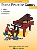 Piano Practice Games, Barbara Kreader and Fred Kern, 0793562716