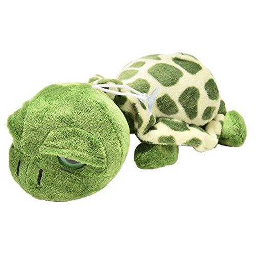 Niedlichen Großen Augen Grüne Schildkröte Schildkröte Gefüllt Plüschtier Baby Kindgeschenk 23cm