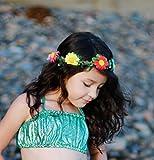 6 pcs Flower Headband Crown for Girls and Women