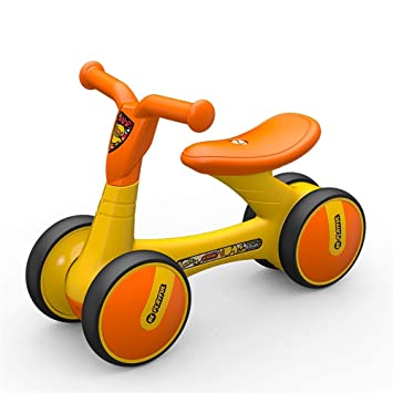 Bicicleta de equilibrio para niños Bebé Equilibrio Bicicleta Niños Caminante Niños Paseo Infantil Caminar Juguetes Interior al aire libre Sin pedal Coche ...