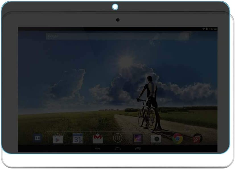 Puccy Privacy Screen Protector Film, Compatible with Acer iconia Tab 10 A3-A20 10.1