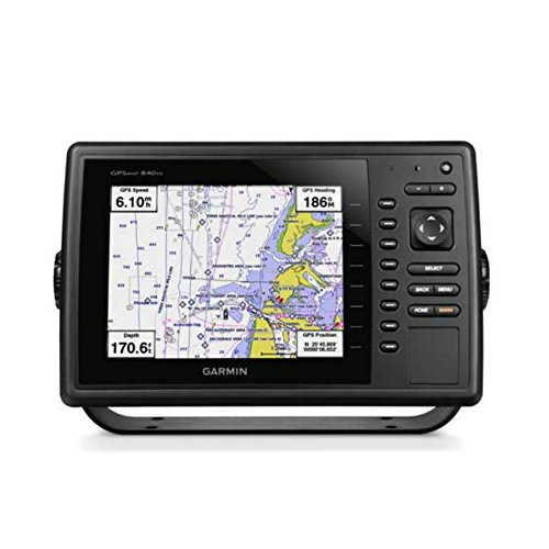 Radar Maps - Garmin 010-01181-01 GPSMAP 840xs Chartplotter/Sonar