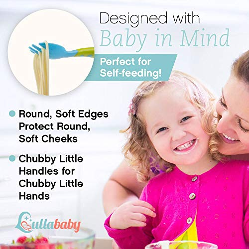 Buy toddler self feeding utensils
