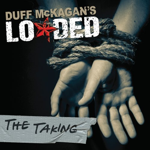 CD : Duff McKagan - Taking (CD)