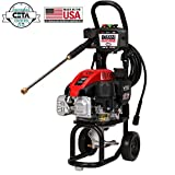 Best Gas Power Washers - Clean Machine by Simpson 60912 2400 PSI at Review