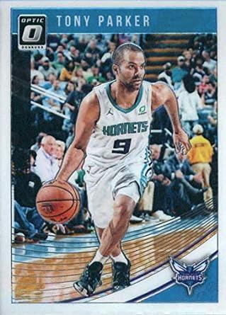 89f9d3fb4f7e 2018-19 Donruss Optic Basketball  48 Tony Parker Charlotte Hornets Official  NBA Trading Card