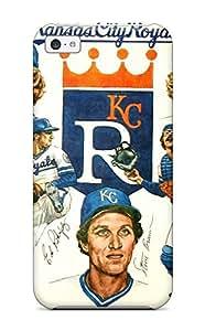 4030004K960419642 kansas city royals MLB Sports & Colleges best iPhone 5c cases