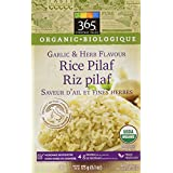 365 Everyday Value Organic Garlic & Herb Rice Pilaf, 6.1 oz