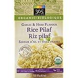 365 Everyday Value Organic Garlic & Herb Rice Pilaf, 6.1 oz