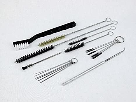 Amazon Airless HVLP Master Spray Gun Cleaning Kit 40 Piece Interesting Sewing Machine Cleaning Kit