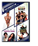 4 Film Favorites: Love & Laughs (King's Ransom, Love Don't Cost a Thing, Strictly Business,Thin Line Between Love & Hate)