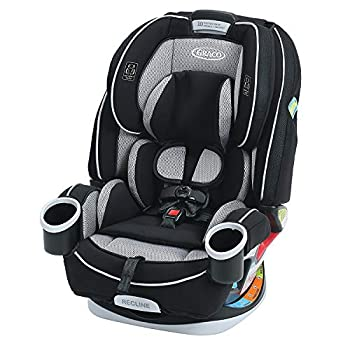 Image of Baby Graco 4Ever 4 in 1 Convertible Car Seat | Infant to Toddler Car Seat, with 10 Years of Use, Matrix