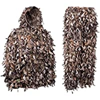 North Mountain Gear 3D Camo Hunting Ghillie Suit...