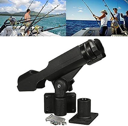 Details about  /Fishing Boat Rods Holder Adjustable Rod Holder with Combo Mount For  Kayaking